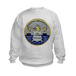 USS LEADER Kids Sweatshirt