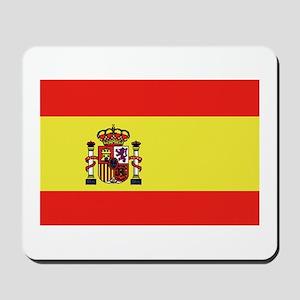 Bandera de España Mousepad