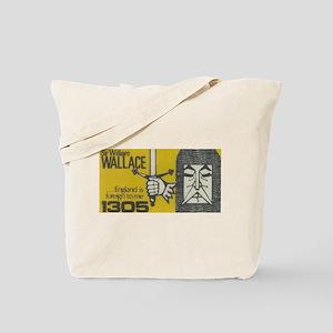 Highlander: William Wallace Tote Bag