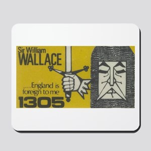 Highlander: William Wallace Mousepad