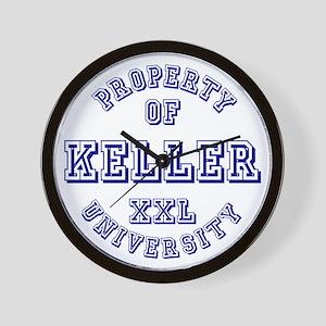 Property of Kelly University Wall Clock