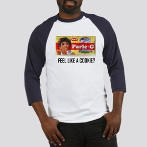 cookie time Baseball Jersey