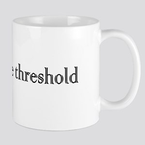 Crossing the Threshold Mug