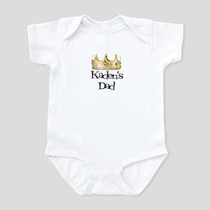 Kaden's Dad Infant Bodysuit