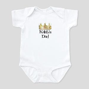 Kaleb's Dad Infant Bodysuit
