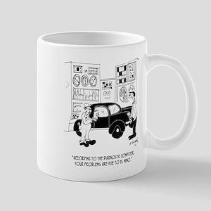 Mechanic Cartoon 6768 Mug