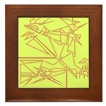 Peace in Unity Collection Framed Tile