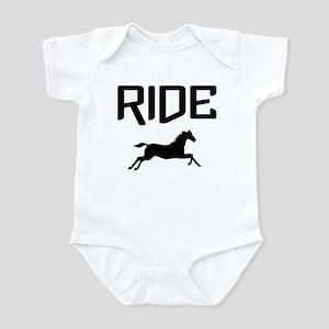 Ride...Horse Infant Bodysuit