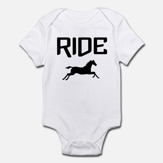 Ride...Horse Infant Bodysuit