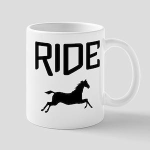 Ride...Horse Mug