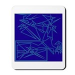 Peace in Unity Collection Mousepad