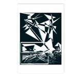 Peace in Unity Collection Postcards (Package of 8)