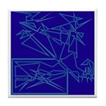 Peace in Unity Collection Tile Coaster