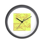 Peace in Unity Collection Wall Clock