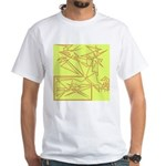 Peace in Unity Collection White T-Shirt