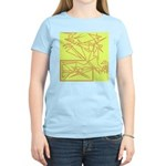 Peace in Unity Collection Women's Pink T-Shirt