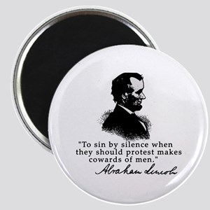 Lincoln to Sin by Silence Magnet