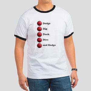 DODGEBALL Ringer T