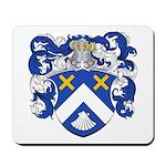 Christiaens Family Crest Mousepad