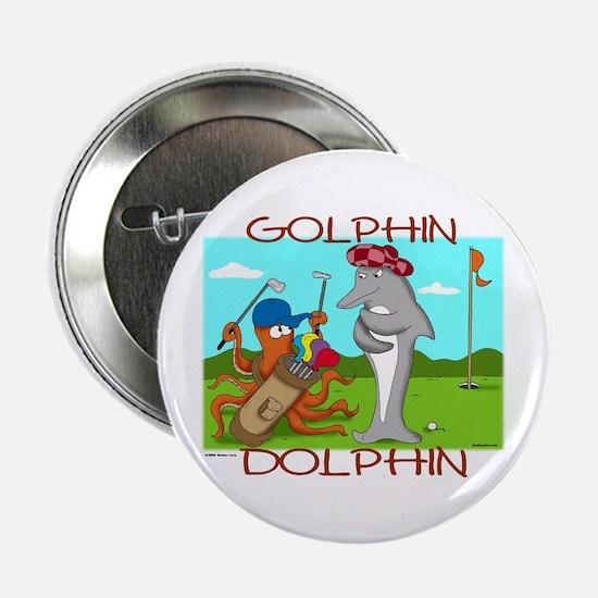Golphin Dolphin Button