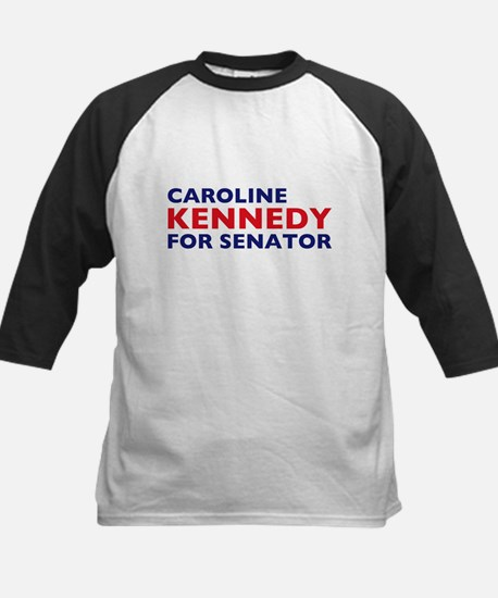 Kennedy for Senator Kids Baseball Jersey