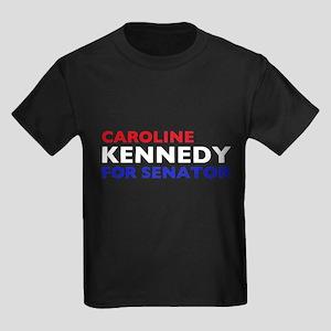 Kennedy for Senator Kids Dark T-Shirt