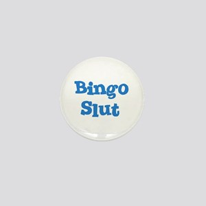 Bingo Slut Mini Button