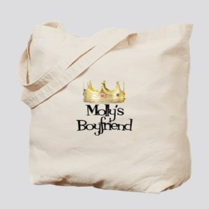 Molly's Boyfriend Tote Bag