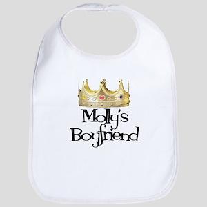 Molly's Boyfriend Bib
