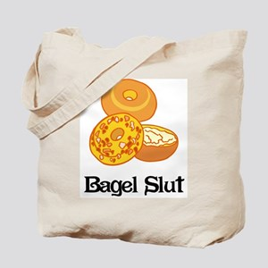 Bagel Slut Tote Bag