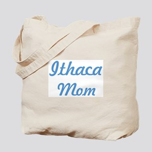 Ithaca mom Tote Bag