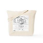 Genetics Cartoon 6902 Tote Bag