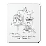 Technology Cartoon 7998 Mousepad