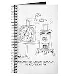 Technology Cartoon 7998 Journal