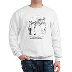 Hurricane Cartoon 7948 Sweatshirt