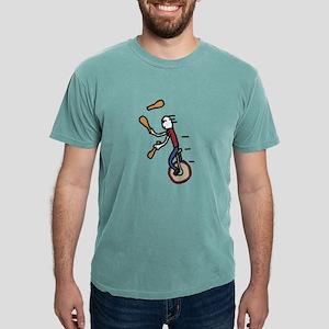 Unicycle Juggler T-Shirt