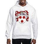 DeGreeff Family Crest Hooded Sweatshirt