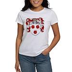DeGreeff Family Crest Women's T-Shirt