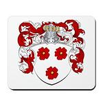 DeGreeff Family Crest Mousepad