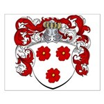 DeGreeff Family Crest Small Poster