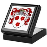 DeGreeff Family Crest Keepsake Box