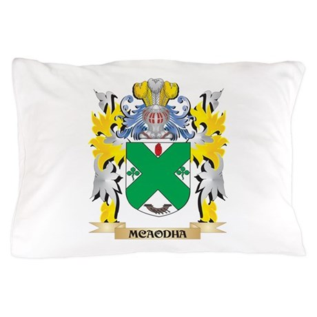 Mcaodha Coat of Arms - Family Crest Pillow Case