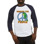 Parrots for Peace Baseball Jersey