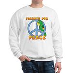 Parrots for Peace Sweatshirt