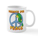 Parrots for Peace Mug