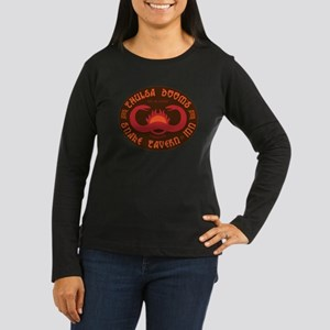 Thulsa Doom's Snake Tavern Women's Long Sleeve Dar