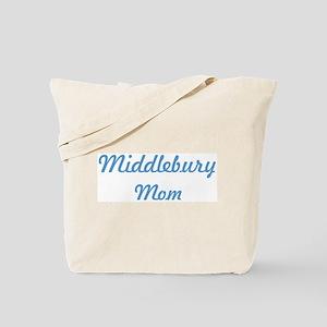 Middlebury mom Tote Bag