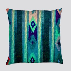 Indian Blanket Everyday Pillow