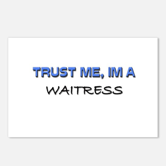 Trust Me I'm a Waitress Postcards (Package of 8)