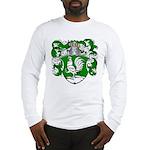 DeHaan Family Crest Long Sleeve T-Shirt